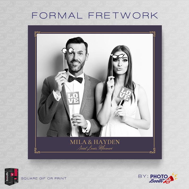 Formal Fretwork 5x5 - CI Creative