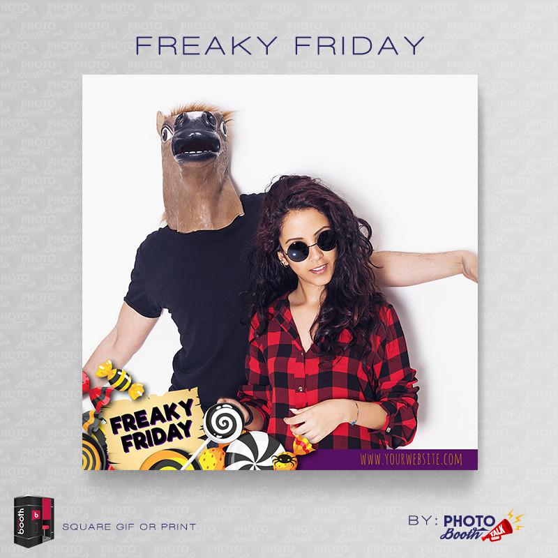 Freaky Friday 5x5 - CI Creative