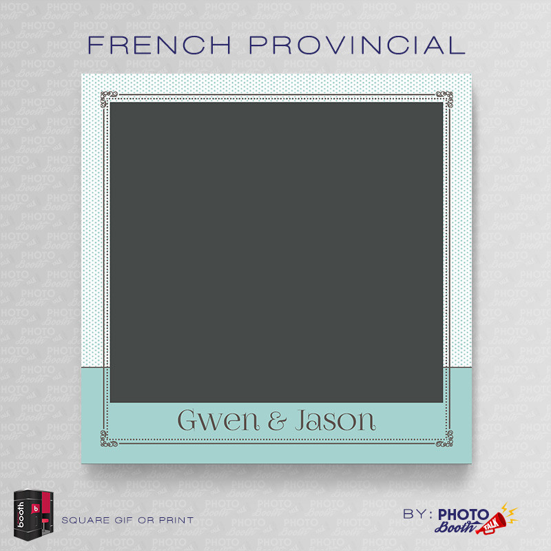 French Provincial 5x5 - CI Creative