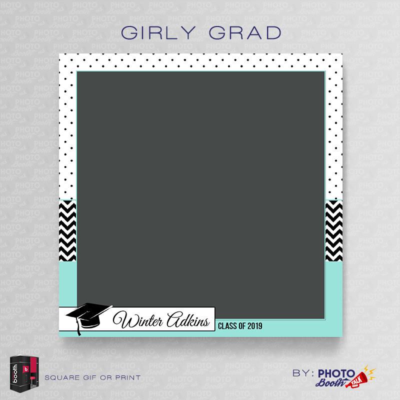 Girly Grad 5x5 - CI Creative