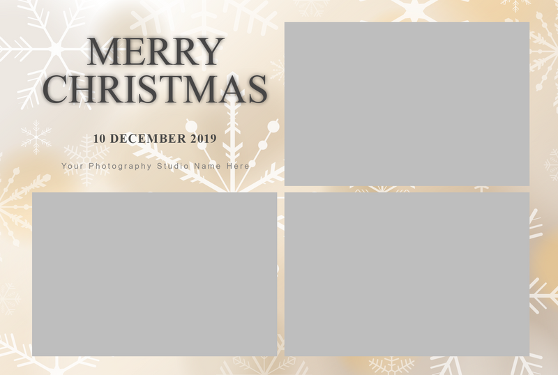 The Photopod Company - Christmas Collection