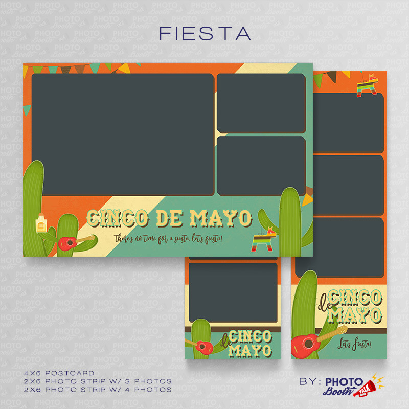 Fiesta 1 Bundle - CI Creative