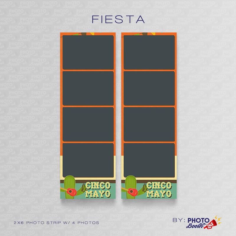 Fiesta 2x6 4 Images - CI Creative