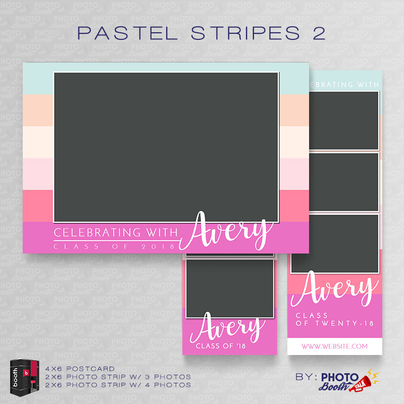 Pastel Stripes 2 Bundle - CI Creative
