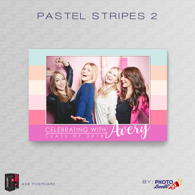 Pastel Stripes 2 4x6 - CI Creative