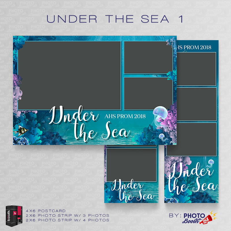 Under the Sea 1 Bundle - CI Creative