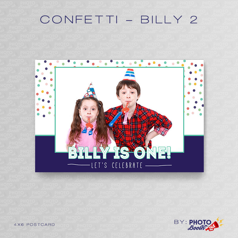Confetti Billy 2 Bundle - CI Creative