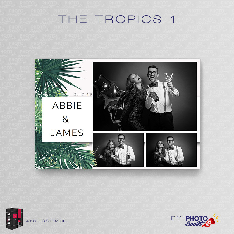 The Tropics 1 - CI Creative