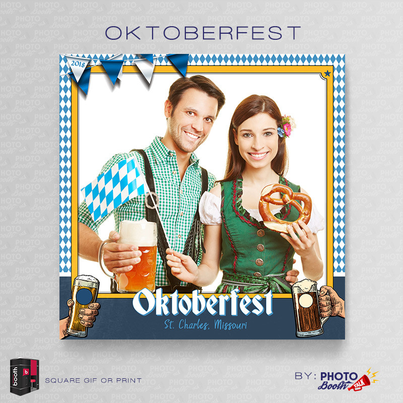Oktoberfest Square- CI Creative