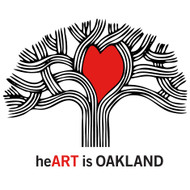 heART is Oakland Benefit Art Exhibition