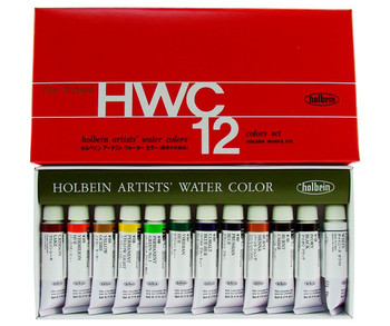 Holbein Watercolor Set