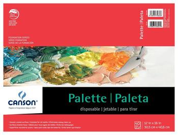 Canson Palette Paper Pad