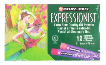 Expressionist Oil Pastel Sets