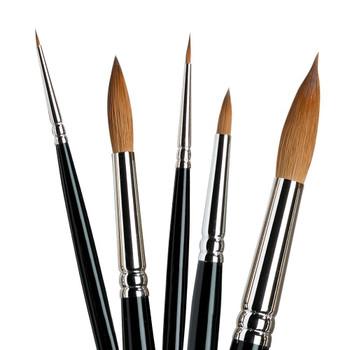 W&N Series 7 Kolinsky Sable Brushes