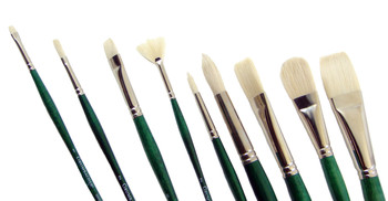 Grumbacher Gainsborough Brushes