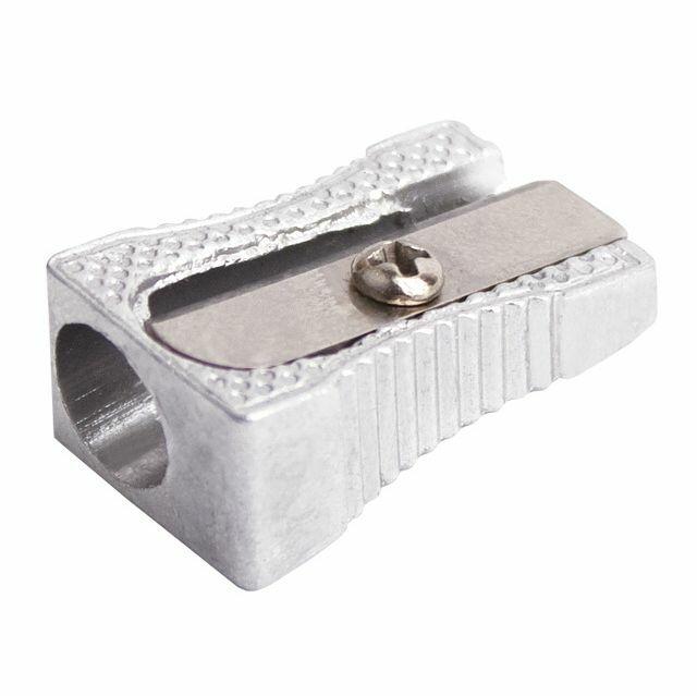Single Hole Metal Sharpener