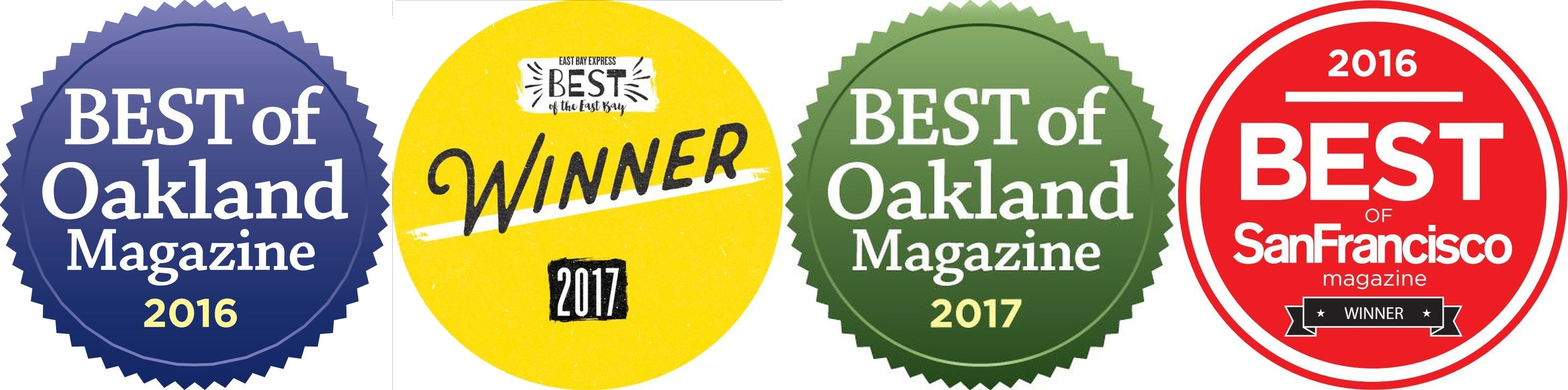 oakland magazine best of 2019 Store Locations