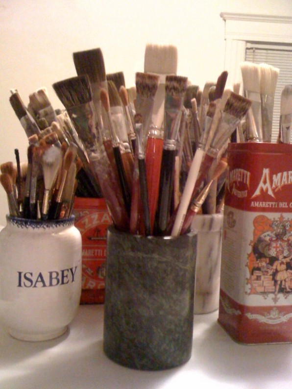 Joni's Brushes