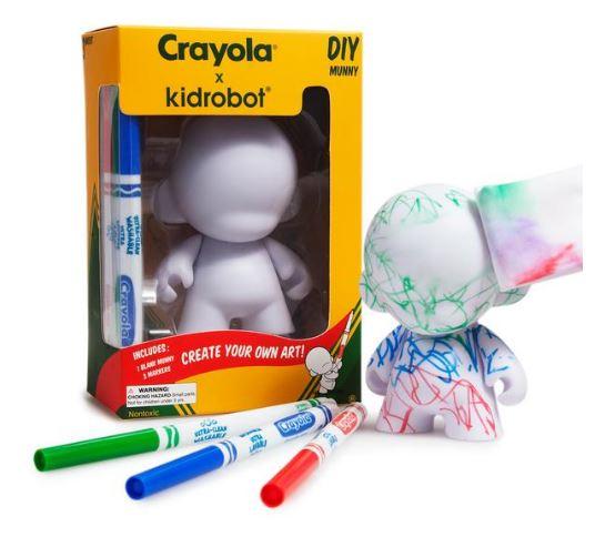 Kidrobot Munny doll