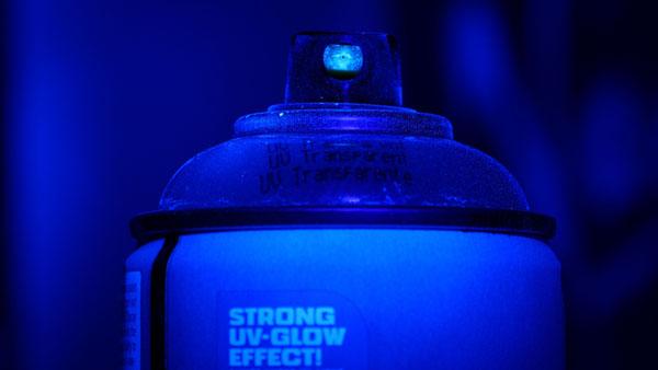Montana UV Glow Effect