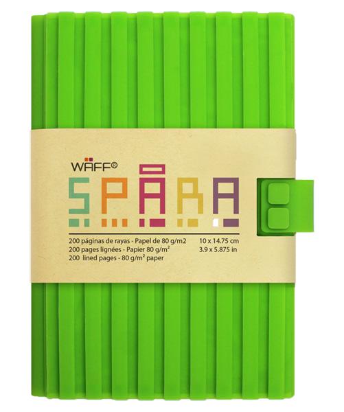 WAFF Journal green