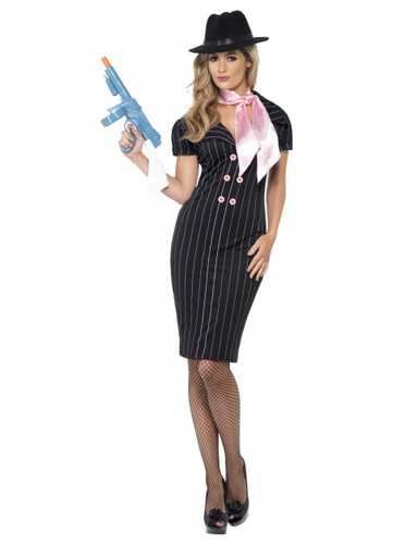Gangsters Moll Costume