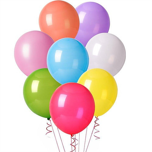 20 Helium loose Balloons Inflated     SPECIAL DEAL