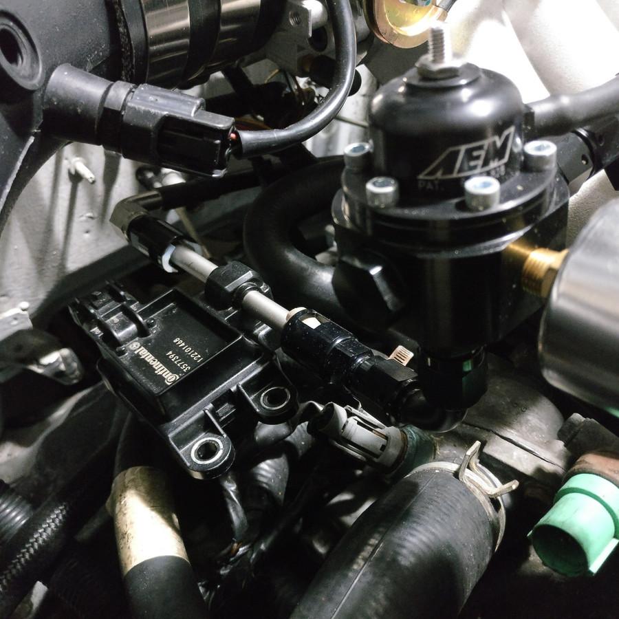 JBtuned Flex Fuel e85 Fuel System Conversion- Civic Integra  - B/D Series