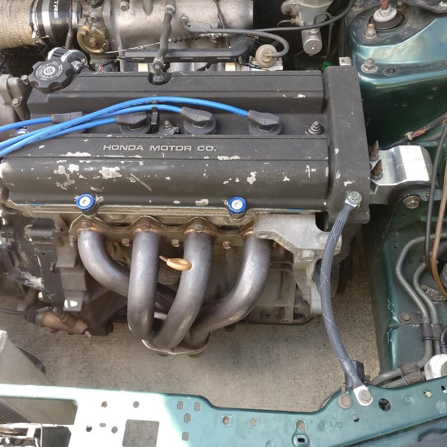 JBtuned Civic Integra Ground Wire Replacement Set