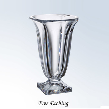 Magma European Crystal Vase