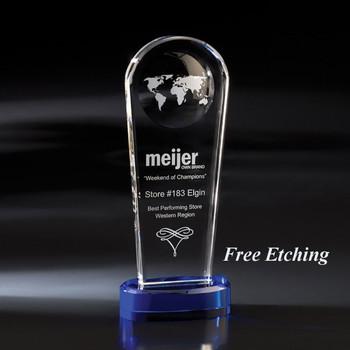 Atmosphere Crystal Award
