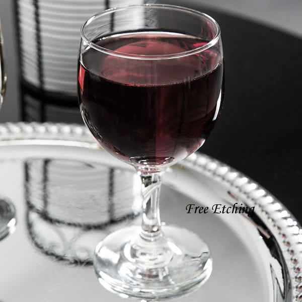 Embassy Red Wine Glasses