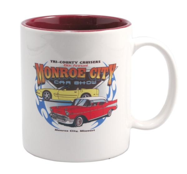 Sublimated Mug Decorated