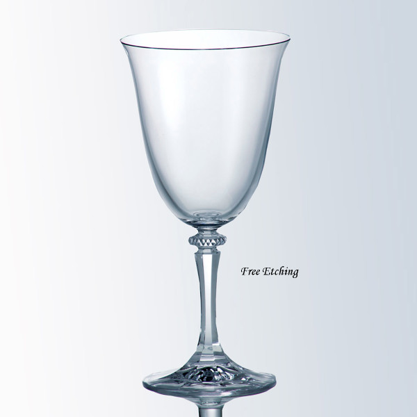 Kleopatra Red Wine Glass