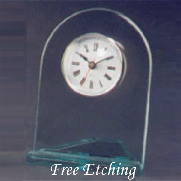 Arch Desktop Clock