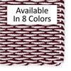 """Cape Cod Doormat Wave Pattern 22"""" x 40"""" Deck Size"""