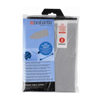 Brabantia Ironing Board Cover - Foamback B Heat Reflecting 49 x 15