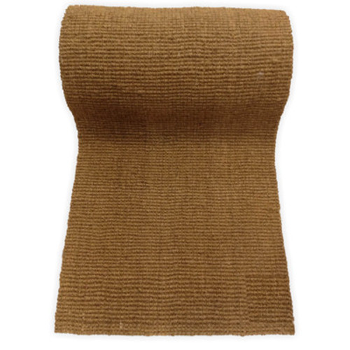 """Non-Slip Coco Fiber Runner - 27"""" Wide By Any Length"""