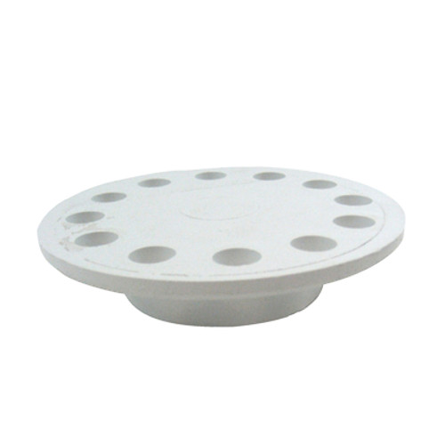 "4 9/16"" PVC Replacement Bell Strainer"