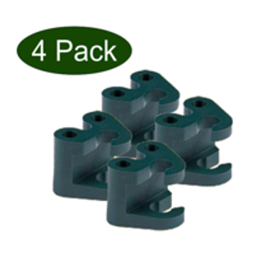 Peacock Twister Coupler - 4 Pack