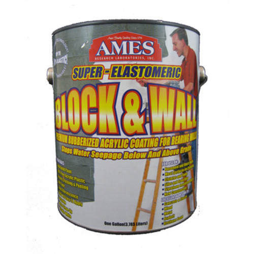 Ames Block & Wall Acrylic Coating One Gallon