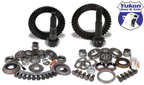 "2014 Silverado 1500 re-gear kit - 9.5"""