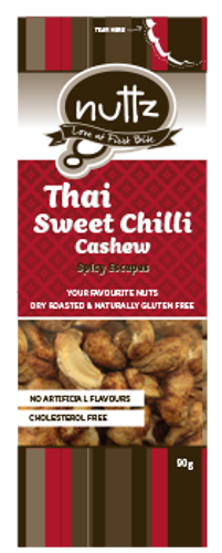 Thai Sweet Chilli Cashew 90g
