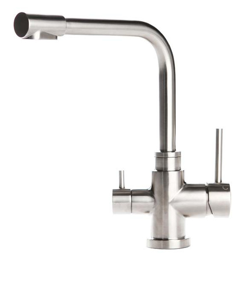High Purity 304 Stainless Steel 3 Way Mixer (long)