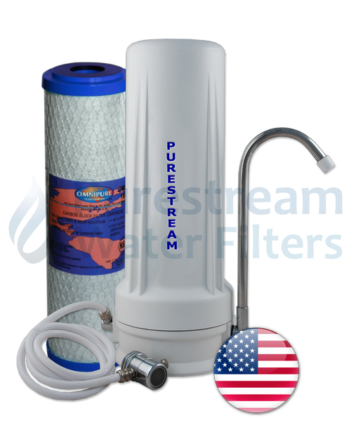 Benchtop Water Filters