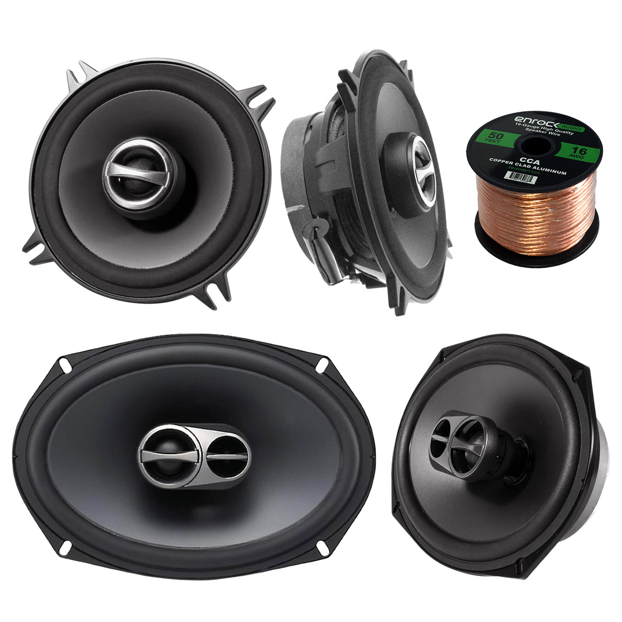 car speaker package of alpine sps 510 5 25 2 way car audio speakers 4 Conductor Wiring car speaker package of alpine sps 510 5 25 2 way car audio speakers