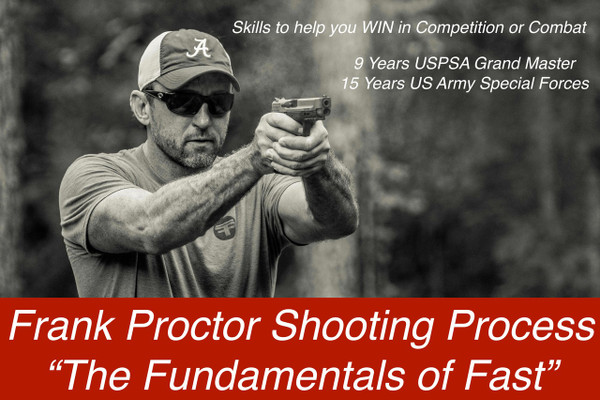 Proctor Pistol Process (2 Day Course) see drop down for available dates and locations