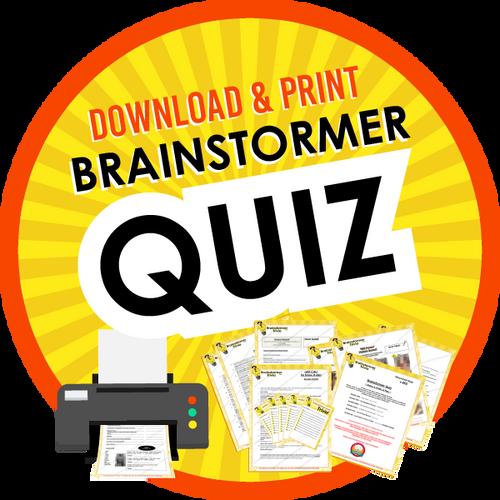 General Knowledge Quiz Pack #466