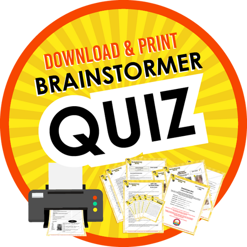 General Knowledge Quiz Pack #475