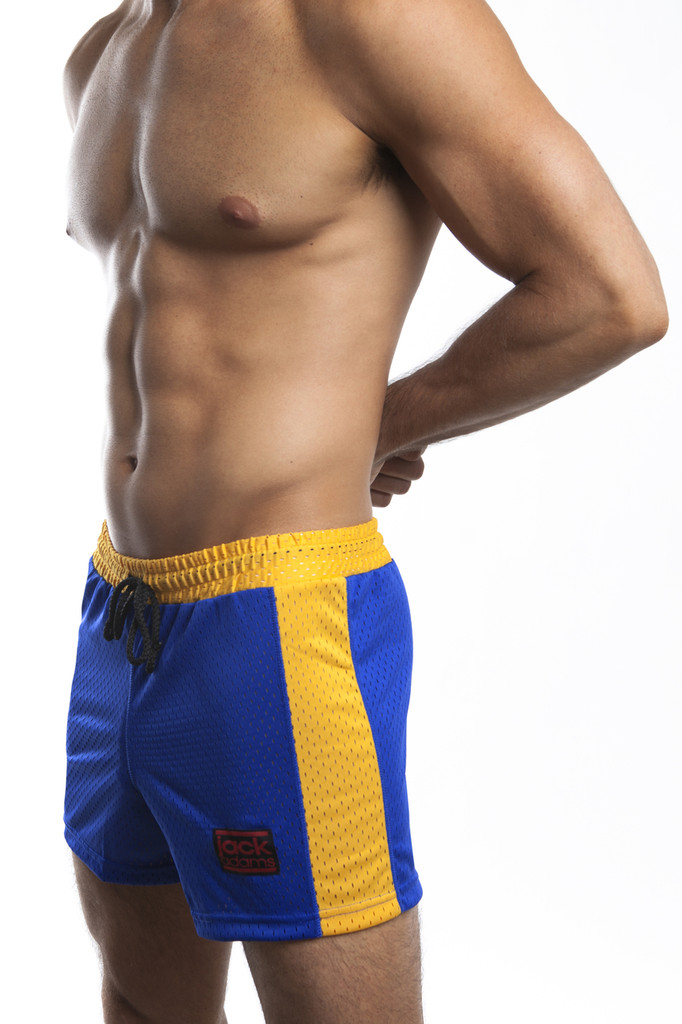 Jack Adams Air Mesh Gym Short